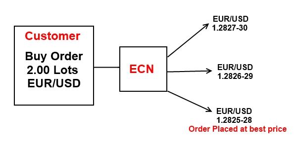 ecn/stp forex trading